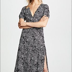 Free People Looking for Love Midi Dress NWT